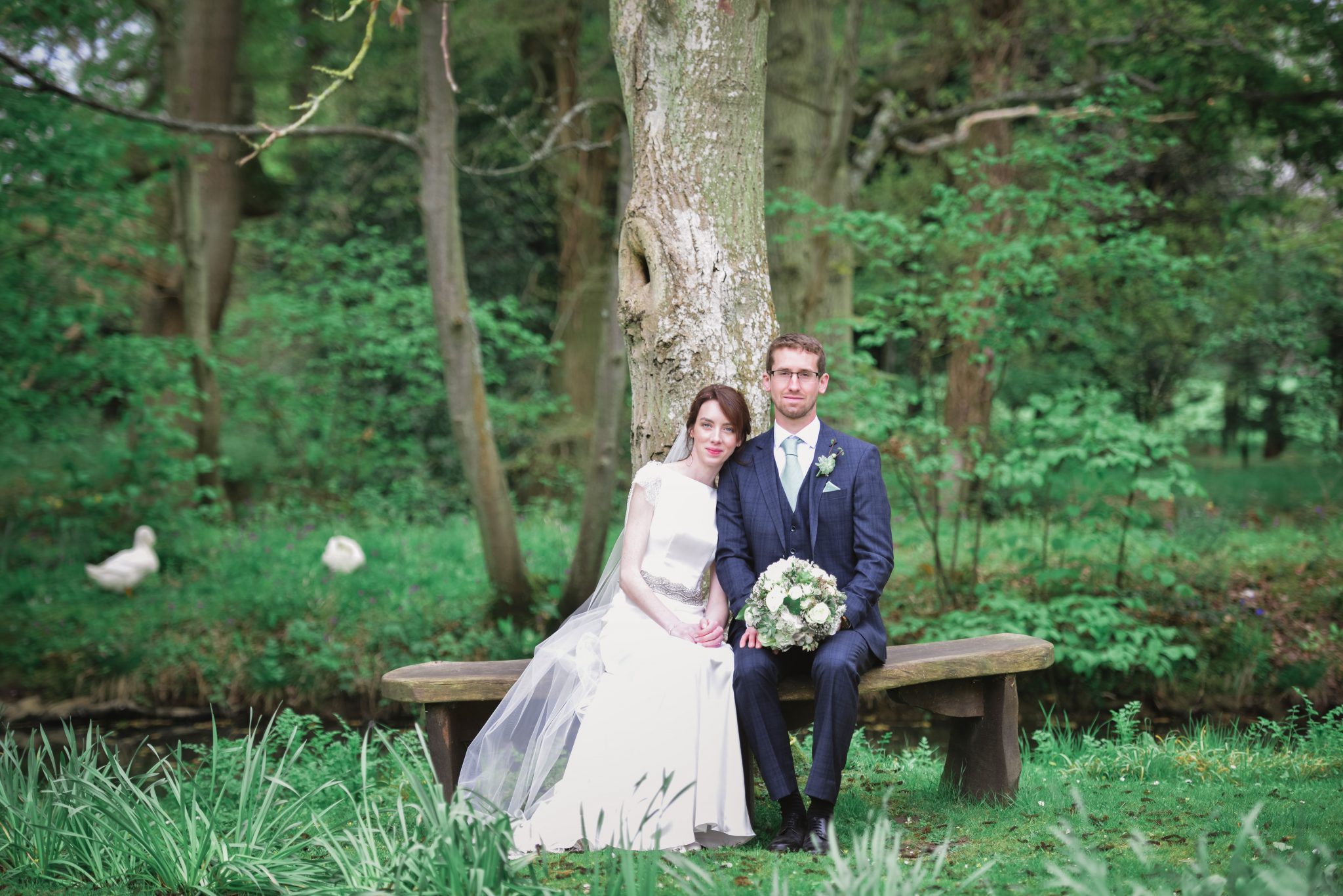 vintage wedding photography at broyle place sussex