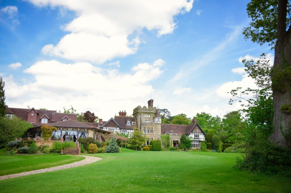 the ravenswood wedding venue east sussex