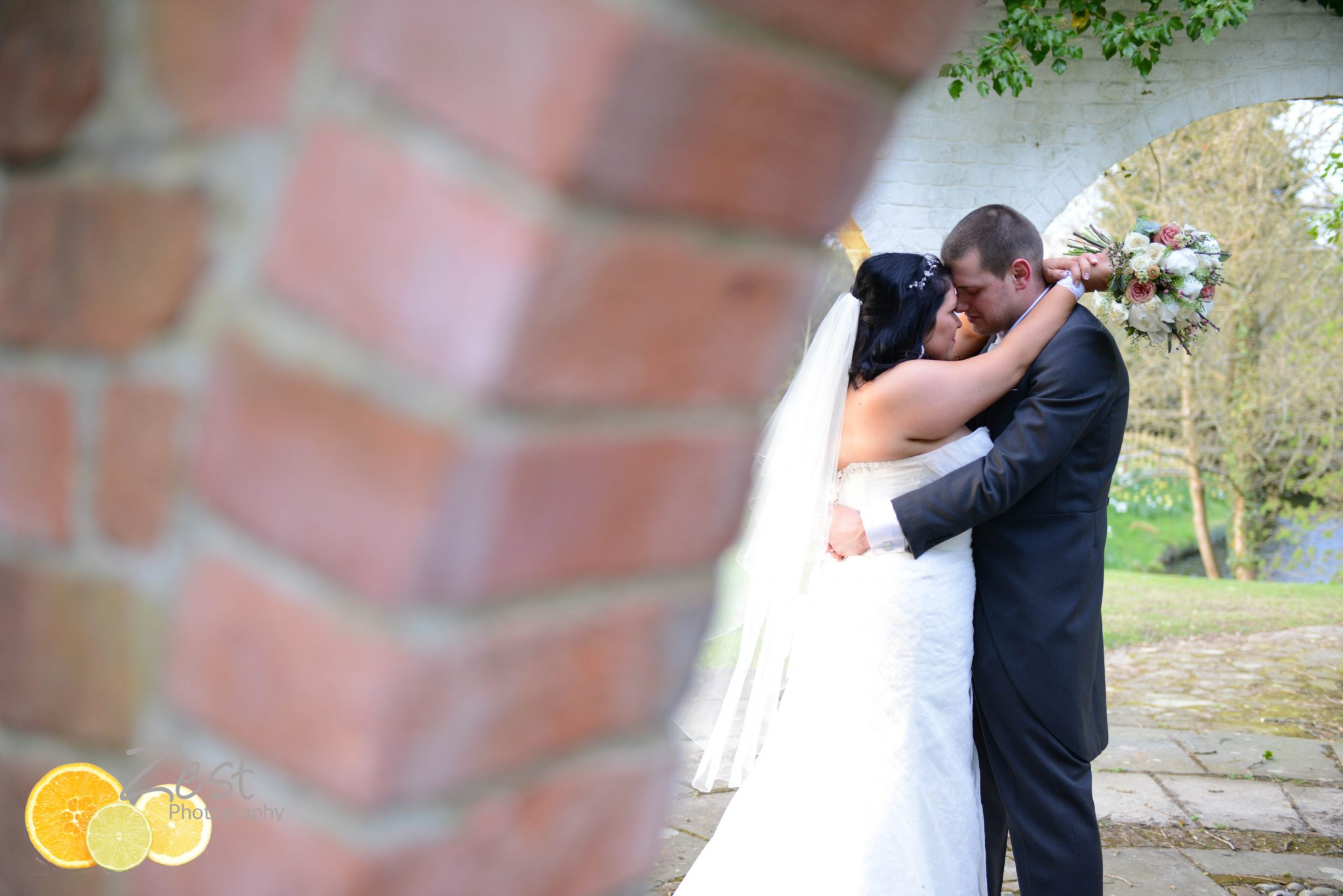 wedding photography taken at ghyll manor
