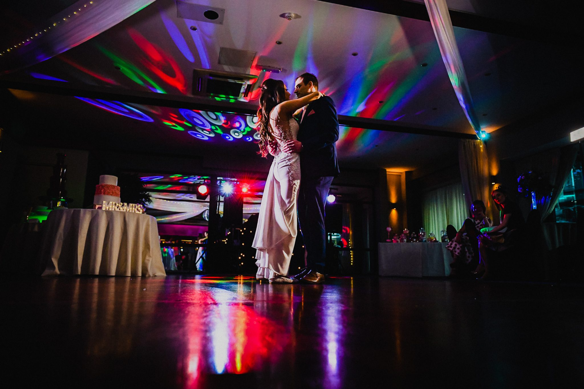 first dance at wickwoods country club, hassocks